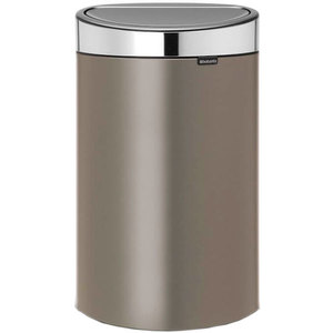 Ведро для мусора Brabantia Touch Bin New 114885