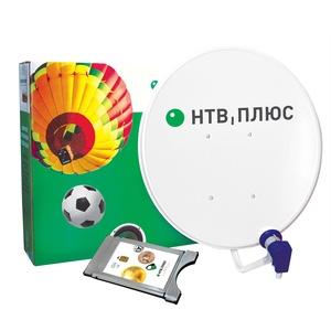 Комплект спутникового телевидения НТВ+ Полный комплект