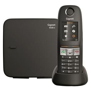 Радиотелефон Gigaset E630A RUS Black