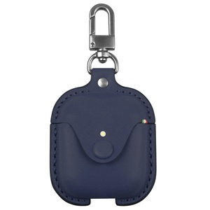 Кожаный чехол Cozistyle Leather Case for AirPods Dark Blue