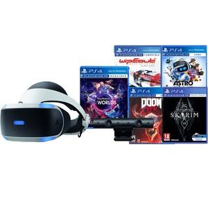 Система виртуальной реальности Sony PlayStation VR Mega Pack (CUH-ZVR2)