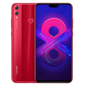 Смартфон Honor 8X Red