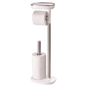 Держатель для туалетной бумаги с подносом Joseph Joseph EasyStore 70518