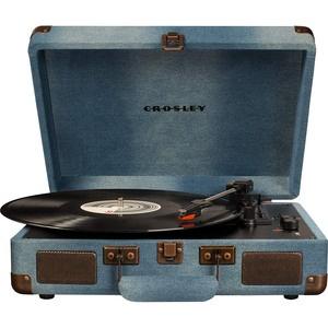 Проигрыватель виниловых пластинок Crosley Cruiser Deluxe CR8005D-DE Bluetooth