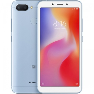 Смартфон Xiaomi Redmi 6 32GB Blue