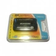 Картридер Microsonic 57-в-1 CR03 черный (retail)