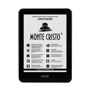 Электронная книга Onyx Monte Cristo 4 Black