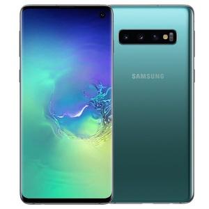 Смартфон Samsung Galaxy S10 аквамарин
