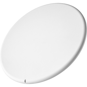 Беспроводное зарядное устройство uBear Flow Wireless Charger белый (WL02WH10-AD)