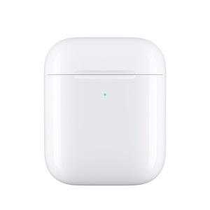 Футляр с беспроводной зарядкой Apple для AirPods