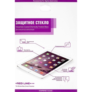 Защитное стекло Red Line Tempered Glass для iPad mini 4/iPad mini (2019)