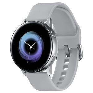 Умные часы Samsung Galaxy Watch Active Серебристый лед (SM-R500NZSASER)