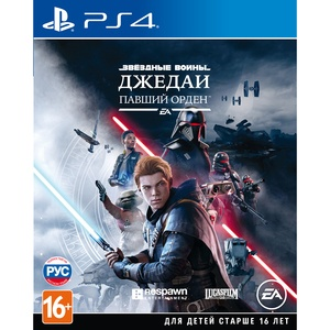 Звездные Войны Джедаи: Павший Орден PS4, русская версия