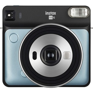 Фотоаппарат мгновенной печати Fujifilm Instax SQ 6 Aqua Blue