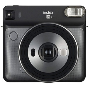 Фотоаппарат мгновенной печати Fujifilm Instax SQ 6 Graphite Gray