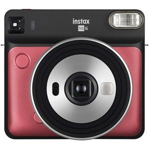Фотоаппарат мгновенной печати Fujifilm Instax SQ 6 Ruby Red