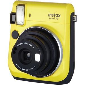 Фотоаппарат мгновенной печати Fujifilm Instax Mini 70 Yellow EX D