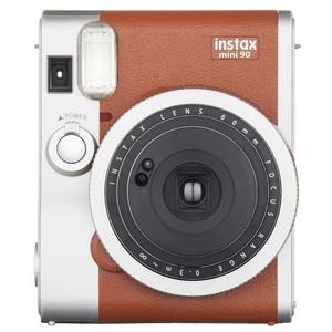 Фотоаппарат мгновенной печати Fujifilm Instax Mini 90 Brown NC EX D
