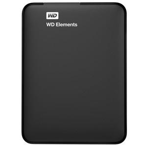 Внешний жесткий диск (HDD) Western Digital Elements Portable 1TB