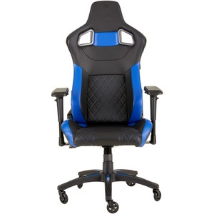Компьютерное кресло Corsair Gaming T1 Race 2018 Gaming Chair Black/Blue