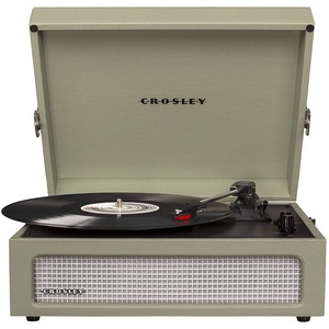 Проигрыватель виниловых пластинок Crosley Voyager CR8017A-SA