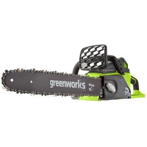 Цепная пила Greenworks GD40CS40 (без АКБ и ЗУ)