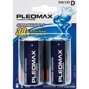 Элемент питания Pleomax R20-2BL