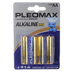 Элемент питания Pleomax LR6-4BL