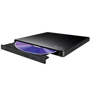 Оптический привод LG GP57EB40 Black Slim Ret USB2.0