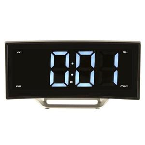 Электронные настольные часы MAX CR 2906W