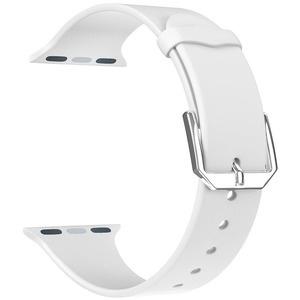 Ремешок для умных часов Lyambda Alcor 42/44 мм, белый (DS-APS08C-44-WT)