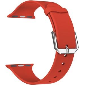 Ремешок для умных часов Lyambda Alcor 42/44 мм, красный (DS-APS08C-44-RD)