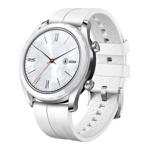 Умные часы Huawei Watch GT Elegant White (ELA-B19)