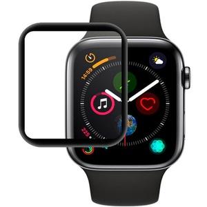 Защитное стекло Red Line Apple Watch S4 40 мм Full screen (3D) с черная рамка