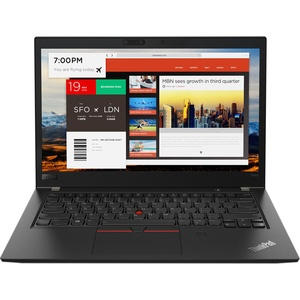 Ноутбук Lenovo ThinkPad T480s (20L7004PRT)