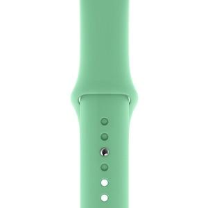 Ремешок для умных часов Apple Watch 40 мм, нежная мята (MV762ZM/A)