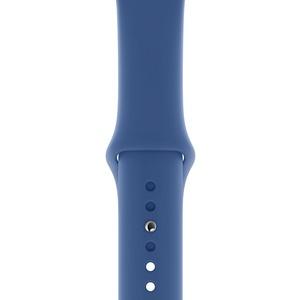 Ремешок для умных часов Apple Watch 44 мм, голландский синий (MV6C2ZM/A)