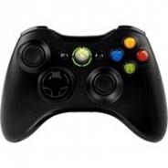 Аксессуар для приставки Microsoft Microsoft Xbox 360 Wireless Controller