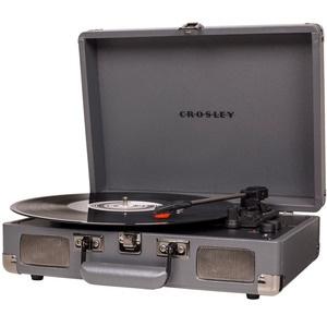 Проигрыватель виниловых пластинок Crosley Cruiser Deluxe CR8005D-SG