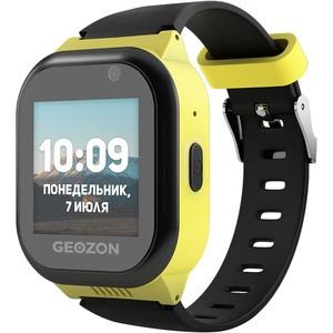 Детские умные часы GEOZON LTE Yellow
