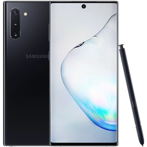 Смартфон Samsung Galaxy Note10 черный