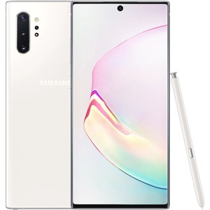 Смартфон Samsung Galaxy Note10+ белый