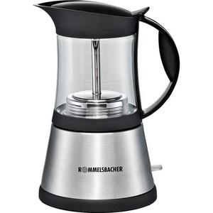 Гейзерная кофеварка Rommelsbacher EKO 376/G