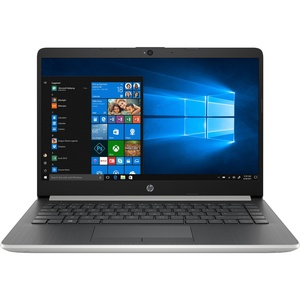 Ноутбук HP 14-dk0001ur Silver (6NC25EA)