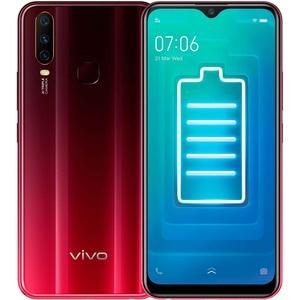Смартфон Vivo Y12 Красный бургунди