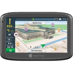 GPS-навигатор Navitel E505 Magnetic