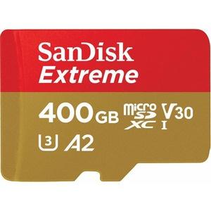 Карта памяти SanDisk MicroSDXC Extreme 400GB UHS-I U6 (SDSQXA1-400G-GN6MA)