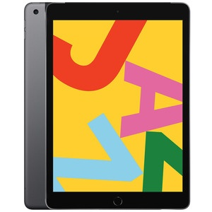 Планшет Apple iPad 10.2 Wi-Fi+Cellular 128GB Space Grey
