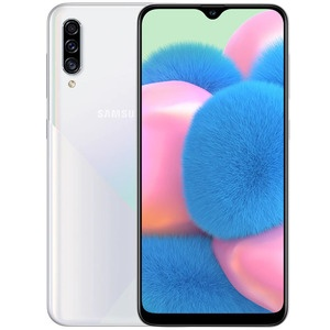 Смартфон Samsung Galaxy A30s 32GB (2019) белый