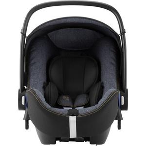 Детское автокресло Britax Roemer Baby-Safe i-Size Blue Marble + база FLEX